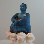 Buddha of Aquamarine Light